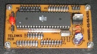Image result for at89s51 sistem minimum