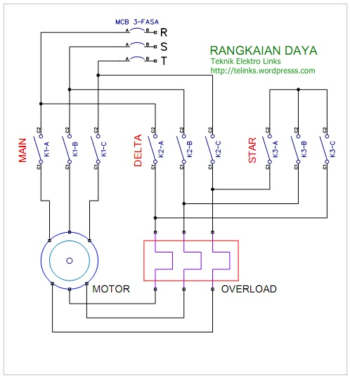 dayastardelta installation of electrical panels (instalasi panel listrik) socomec atys 3s wiring diagram at virtualis.co