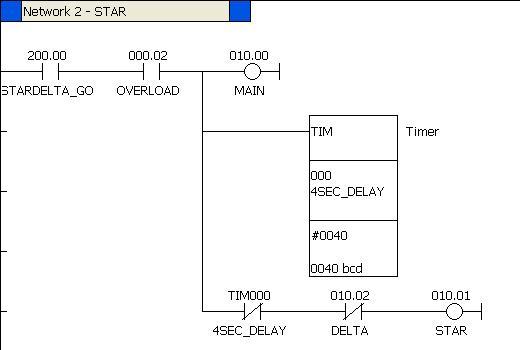 Aplikasi Plc Motor Starter Star Delta Teknik Elektro Links