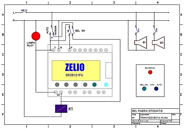 Cool Zelio Smart Relay Wiring Diagram Wiring Diagram Data Schema Wiring 101 Cranwise Assnl