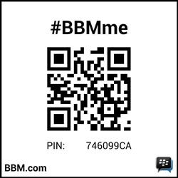 BBM Pin 746099CA