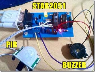 star2051 pir buzzer
