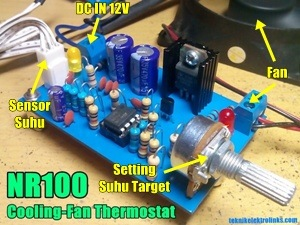 Thermostat NR100