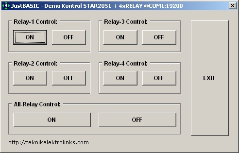 justbasic-serial-relay