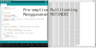pre-emptive multitasking mstimer2
